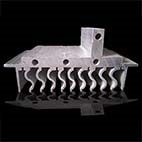 鄭州生產加工散熱器鋁型材