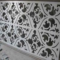 北京颐和园林复古式铝窗花系列价格