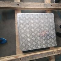汽车车底、冷库防滑专用铝合金板