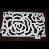 幕墙造型铝板雕花镂空铝单板