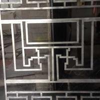 三亚复古商业小镇焊接铝窗花价位