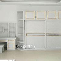中式全铝衣柜定制 铝合金防晒洗衣柜