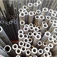 小口径铝管 6063铝管 现货