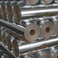 铜陵3007铝合金箔涂层压花铝箔现货加工
