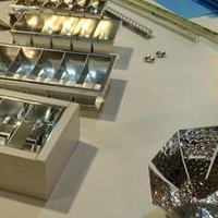 德标安铝(ALANOD)阳极氧化镜面铝应用