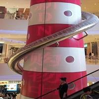 包大柱子雕花沖孔鋁單板 氟碳可透光鋁單板