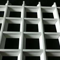 供应方格子格栅 四方格格栅三角形格栅