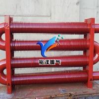定制工业车间散热器高频焊钢制翅片管暖气片