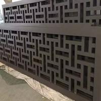 扬州街道防盗木纹铝窗花低价出售
