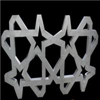 河南酒吧室内幕墙雕刻镂空铝单板特别定制