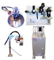 挤压隔离剂 离模油 全自动喷射装置