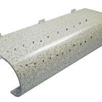 东莞商场幕墙仿大理石纹铝单板特别定制厂家