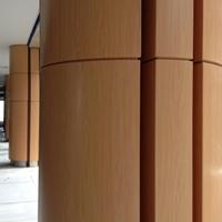 安徽会展中心圆型包柱铝单板回收价值利用