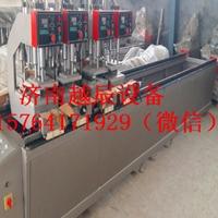 制作塑钢门窗机器一套有几台焊接机多少钱