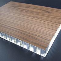 热销木纹蜂窝板 氟碳喷涂蜂窝板复合蜂窝板