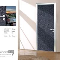 自然门 室内门 套装门 简约铝木门 萨洛德