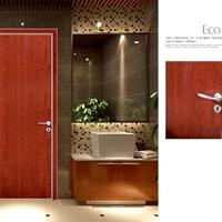 铝木自然门 免漆室内门 简约 萨洛德门厂