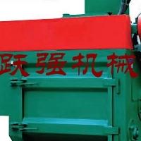 履带式环保自动喷砂机 履带式自动喷砂机