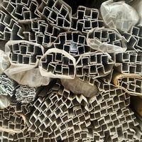 多种钢结构净化车间铝型材