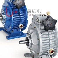 输送机械专用UDL005涡轮无段变速机
