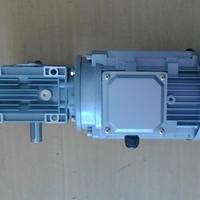 供应单轴RV063涡轮减速电机 铝壳减速器