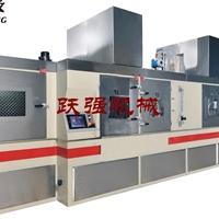 <em>鋁</em><em>棒</em>噴砂機 鋁型材噴砂機 烤盤自動噴砂機