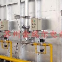 燃气式台车炉 铝合金时效炉