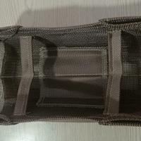 铸造无火、无黑灰纤维铝水过滤网袋,滤网