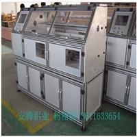 安腾铝业 工业铝型材设备防护罩安全围栏