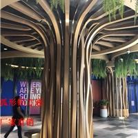 弧形鋁方通吊頂 弧形鋁方管工廠價格