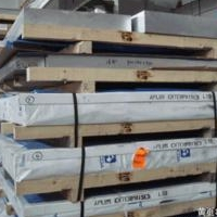 进口5056氧化铝板 5056-H24铝板附带材质书