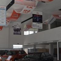 广汽传祺汽车店展厅吊顶的优缺点的详解