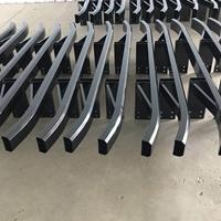生产及加工6005A铝合金卡车下防护防撞梁