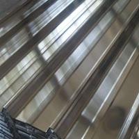 0.6mm厚的铝瓦楞板材质齐全