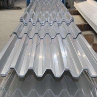 0.5mm厚的压型铝板材质齐全