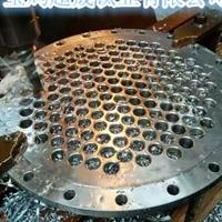 钛管板 钛换热器管板