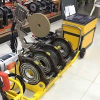 德瑞寶全自動PE燃氣管焊機