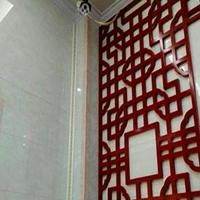 中国风铝窗花格子,中式花窗厂家