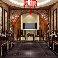 广州番禺木纹色冰裂纹铝窗花生产厂家