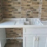 全铝洗衣机柜MM-XYJG010防晒防水