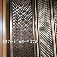 临盆铝板网厂家 双曲铝单板厂家