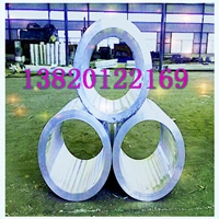 標準2A12鋁管規格,6061厚壁鋁管