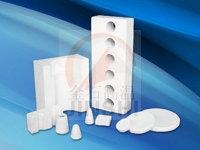 按图纸加工硅酸铝纤维异形模块异形件材料