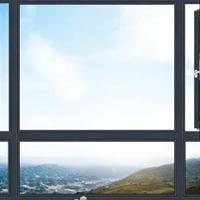 供应铝合金门窗 铝合金推拉门定制