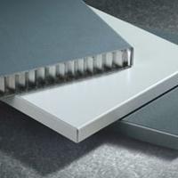 铝蜂窝板的生产流程 装饰材料