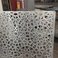 室內吊頂裝飾鏤空鋁單板-德普龍