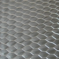 供应斜孔铝蜂窝芯