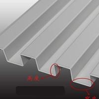 幕墙凹凸长城板 商场墙身专用长城板装饰