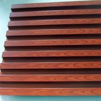 铝合金长城板厂家 木纹长城板供应商