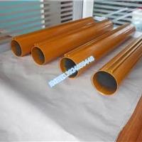 上海50铝圆管吊顶 白色50圆管